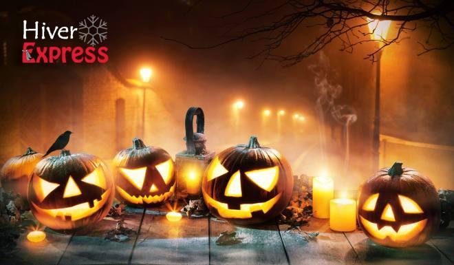 Organiser hallowen a la derniere minute